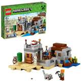 Lego Minecraft Creative Adventures - 21121 The Desert Outpost