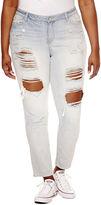 REWASH Rewash Skinny Jeans-Juniors Plus
