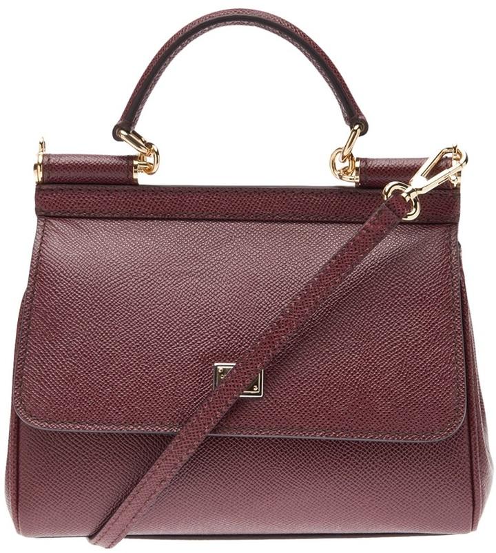 Dolce & Gabbana 'Mini Sicily' bag