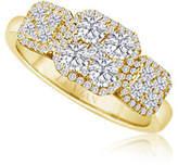 Le Vian 14K Honey Gold Vanilla Boxed Diamonds Ring
