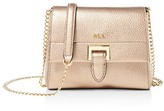 Lauren Ralph Lauren Carlisle Mini Chain Crossbody