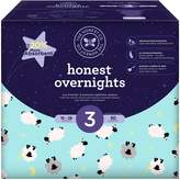 The Honest Company Honest Overnight Baby Diapers, Club Box, Sleepy Sheep