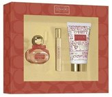 Coach Poppy By Gift Set for Women 3 Counts, Ship Fast!!