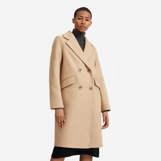 Everlane The Italian ReWool Overcoat