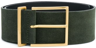 Sandro Paris Cameron buckle belt