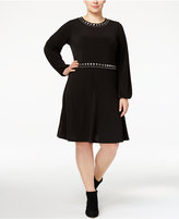 MICHAEL Michael Kors Size Studded Dress