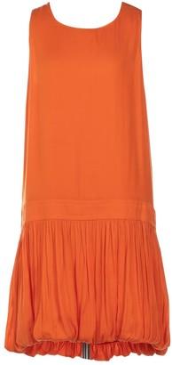 Givenchy Orange Polyester Dresses