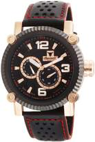Ingersoll Men's IN6905RBK Bison Number 13 Automatic Rose-Tone Watch