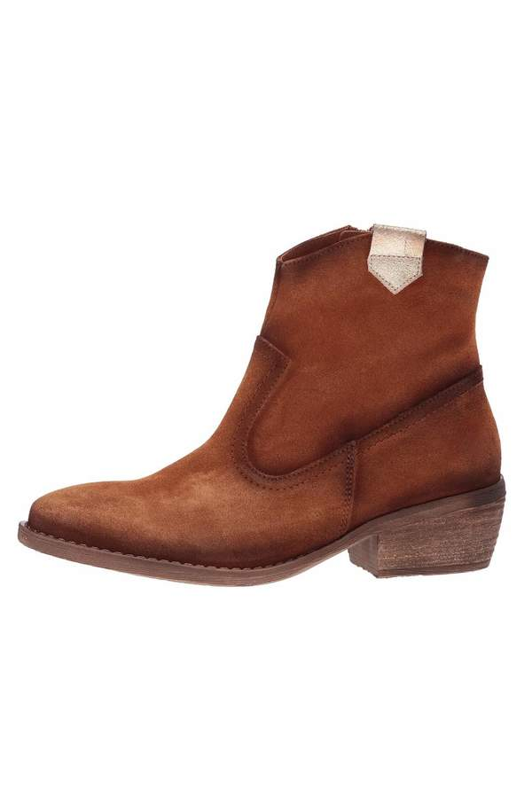 Eric Michael Val Western-Inspired Boots