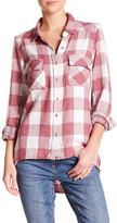Seven7 Checkmate Plaid Shirt
