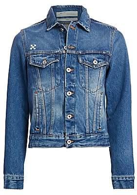 Off-White Women's Denim Jacket