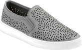 Women's Vionic with Orthaheel Technology Midi Perforated Slip-On Sneaker