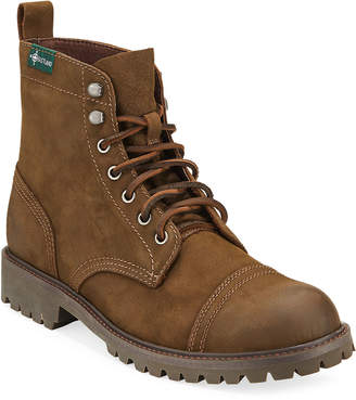 Eastland Men's Ethan Rugged Suede Combat Boots