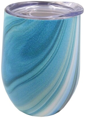 Oasis Stainless Steel Double Wall Insulated Wine Tumbler 330ml -