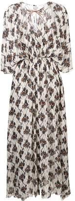 Schumacher Dorothee floral maxi dress
