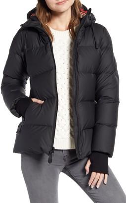 Pendleton Fairbanks Hooded Waterproof Down Coat