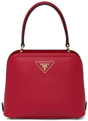 Prada Matinee micro saffiano leather bag