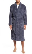 Nordstrom Men's Herringbone Fleece Robe