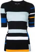 Proenza Schouler short sleeve crew neck - women - Cotton - S
