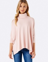 Forever New Heather Cold Shoulder Poncho