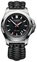 Victorinox 241726 I.n.o.x Cord Strap Watch, Black