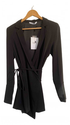 Orseund Iris Black Polyester Dresses