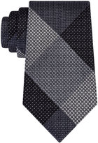 Kenneth Cole Reaction Men's Patchwork Grid Tie