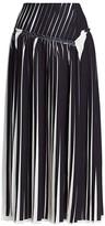 3.1 Phillip Lim Pleated Midi Skirt