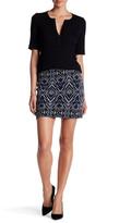 Fifteen-Twenty Fifteen Twenty Knit Jacquard Skirt