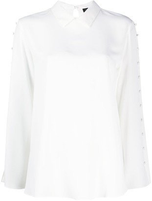Antonelli Button Sleeved Blouse