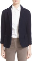 Eleventy Women's Wool Blend Two-Button Blazer