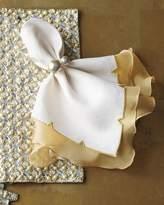 Kim Seybert Bias Silk Organza Napkin