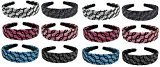 B.ella Dozen Pack of 12 Headbands 86151-YW5