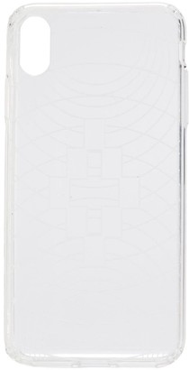 Marcelo Burlon County of Milan Wireframe iPhone XS case