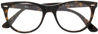 Ray-Ban Wayfarer II glasses