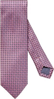 Eton Neat Squares Silk Tie