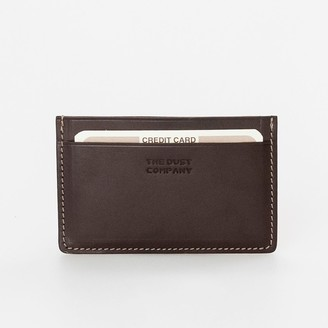 The Dust Company Mod 170 Cardholders In Cuoio Havana
