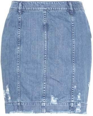 Public School Gil Edgar denim skirt