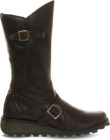 Fly London Mes leather calf boot
