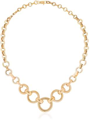 Laura Lombardi Cambia Hoops Necklace