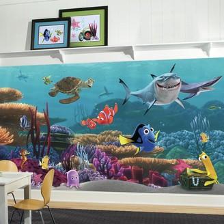 York Wall Coverings Disney / Pixar Finding Nemo Removable Wallpaper Mural