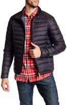 Save The Duck Quilted Jacket with Hidden Zip Pockets
