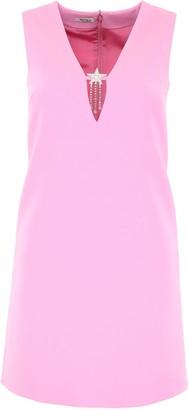 Miu Miu Mini Dress With Star