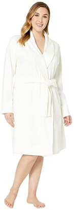 UGG Blanche II Plus Robe (Cream) Women's Robe