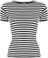 Junya Watanabe slim fit striped T-shirt