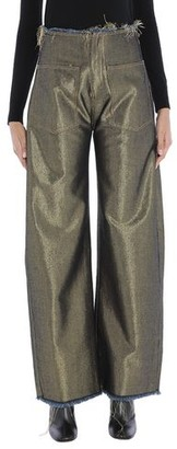 Marques Almeida Denim trousers