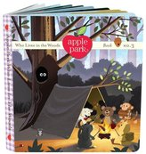 The Woods Apple Park Book #3 - Who Lives In