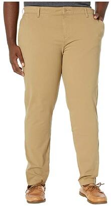 Dockers Big Tall Tapered Fit Ultimate 360 Chino (Steelhead) Men's Casual Pants