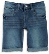 Imperial Star Girls 7-16 Girls Cuffed Bermuda Shorts