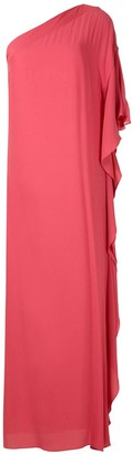 Egrey One Shoulder Dress
